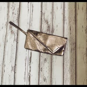 Shiny/Sparkly Copper Wristlet **E422**